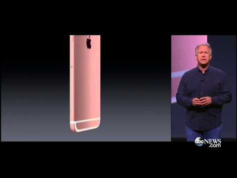 Apple iPhone 6S with new Touch Technology | Tim Cook 2015 Presentation