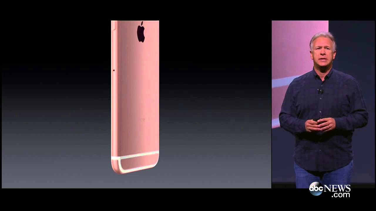 Apple iphone 6s with new touch technology | tim cook 2015.