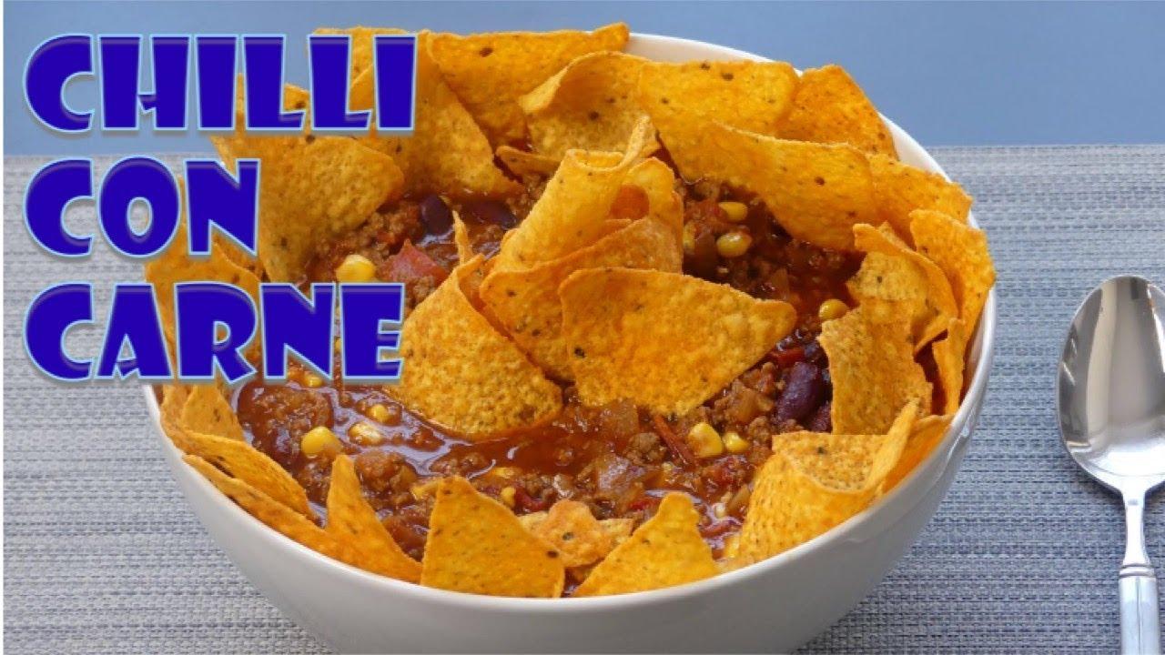 Chilli con Carne | Yemek  tarifi | Meksika mutfağı | Ding Dong Mutfağı