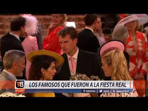 Así fue la fiesta tras la boda real