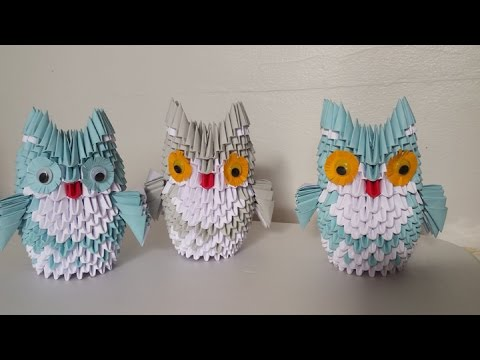 How To Make 3d Origami Owl Medium