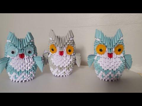 How To Make 3d Origami Owl Medium Youtube