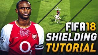 Video FIFA 18 SHIELDING TUTORIAL! 3 TIPS TO PUSH DEFENDERS WHEN ATTACKING IN FUT! download MP3, 3GP, MP4, WEBM, AVI, FLV Juni 2018