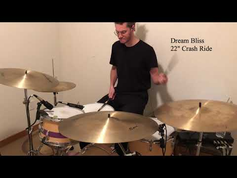Cymbal Demo - Heartbeat, Saluda, Dream, Kasza