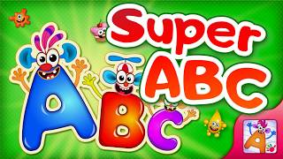 Super ABC! Learning games for kids! Preschool apps Gameplay Trailer ANDROID GAMES on GplayG