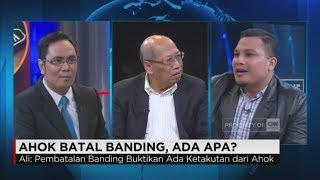 Debat Panas! Ahok Batal Banding, Ada Apa? - Kuasa Hukum Ahok & Wakil Ketua ACTA