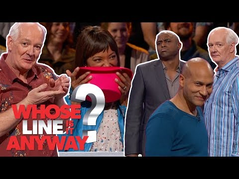 Best Scenes From A Hat | Whose Line Is It Anyway?