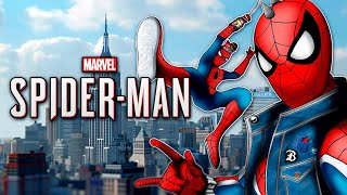 The Marvel's Spider-Man Single-stream Playthrough! [1/3]