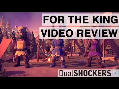 For the King Review — DualShockers