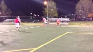 4vs4 fumble this TD catch and run thumbnail