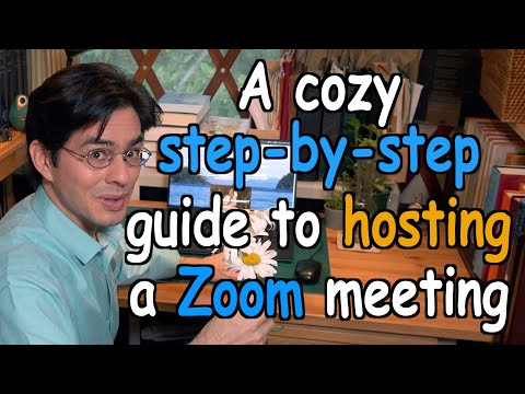 hosting-a-zoom-meeting-for-the-first-time—a-cozy-step-by-step-guide