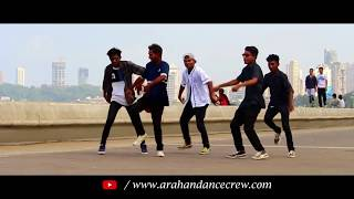 New nagpuri video || Ranchi kar chori mane re || Arahan dance crew || 2018 | chaibasa
