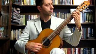 Мелодия из кинофильма Бригада на гитаре