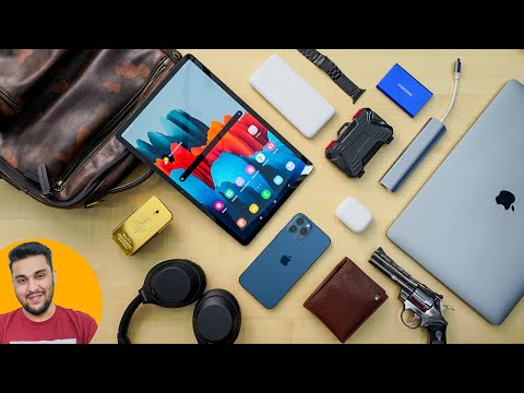 What's In My TECH BAG 2020!