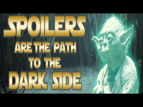 How To Avoid Star Wars Spoilers | Star Wars The Last Jedi