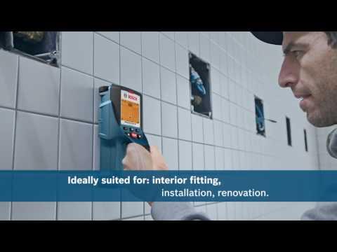 Bosch Wall Scanner D-tect 150 / D-tect 150 SV Professional