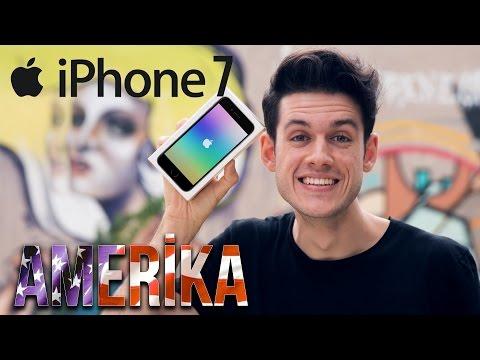 iPhone 7 için Amerika