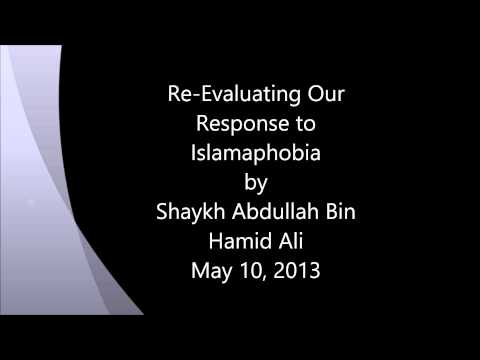 Re-Evaluating Our Response to Islamophobia