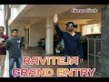Raviteja Grand Entry For Fans At Hyderabad || Touch Chesi Chudu || CinemaCircle