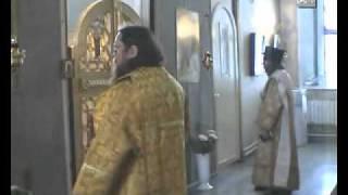 Литургия с пояснениями Андрея Кураева, ч.1