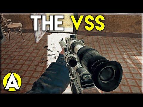 THE VSS - PLAYERUNKNOWN'S BATTLEGROUNDS Duo Gameplay (Stream Highlight)