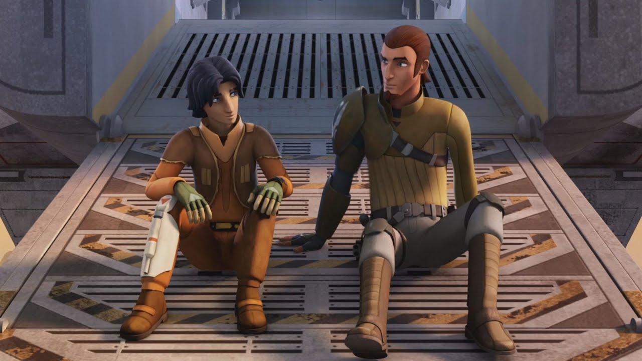 Star Wars Rebels Kanan Decides To Teach Ezra 1080p