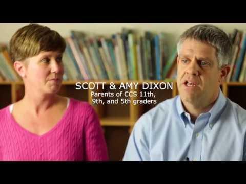 A Parent's Perspective on Cary Christian School - Scott & Amy Dixon
