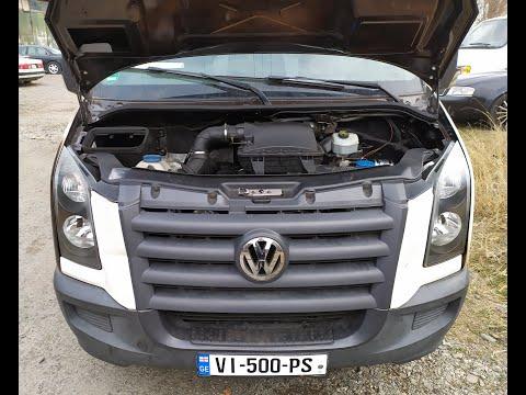 VW Crafter V8 5.0 M113 Swap