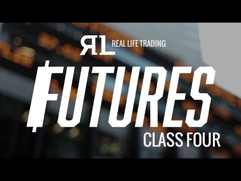 Order Types for Futures Trading: Class #4