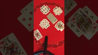Цыганский расклад.Крестовый Король+ Червовая Дама.Отношения. Гадание на картах.Онлайн гадание.