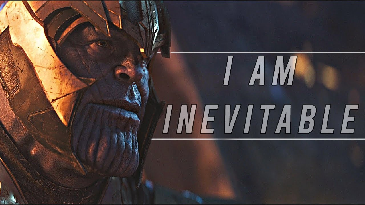 Marvel) Thanos || I Am Inevitable [for 700 Subs] - YouTube