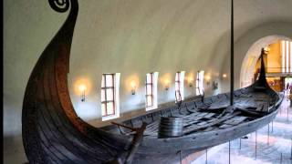 как сделать корабль из дерева викингов