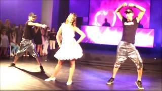 בת מצווה ריקוד כניסה - היפ הופ