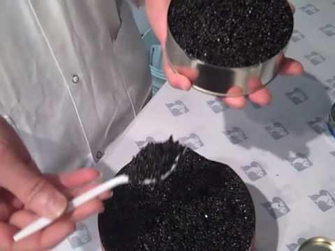 Russ & Daughters' Jose Reyes Packs $900 of Caviar