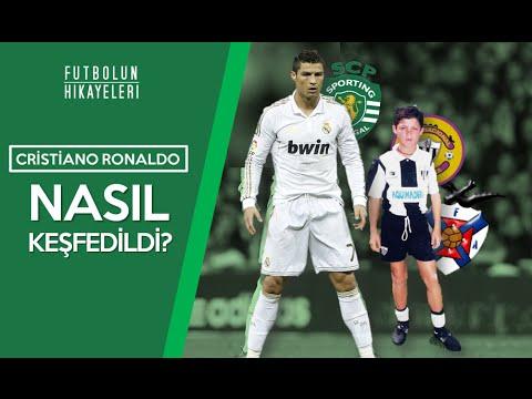 Cristiano Ronaldo'nun Hikayesi (1)   Çocukluk-Gençlik   Futbolun Hikayeleri