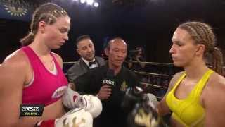 Jorina Baars Puts Her Title on the Line Against Martina Jindrova at Lion Fight 25 | Full Fight