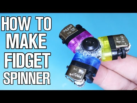 Thumbnail: How To Make a Fidget Spinner