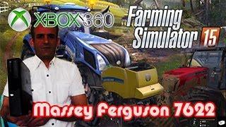 Farming Simulator 2015 ☼ Massey Ferguson 7622 ☼ Balya Yapılışı
