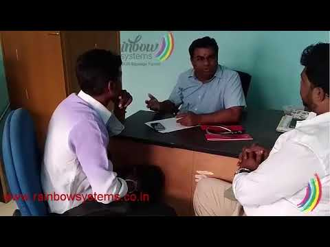 Work process discuss in Chennai office