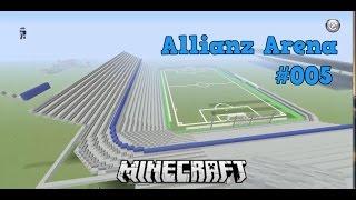 Minecraft Wir bauen die Allianz Arena #005*[HD] Das ist ein Meeggaaaaa Projekt