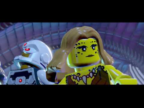 LEGO Batman 3: Beyond Gotham ~ Level 6: The Lantern Menace (Story Mode Guide)