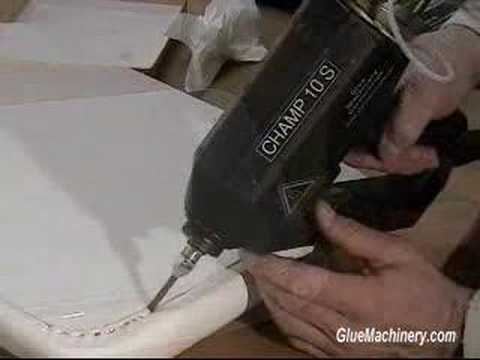 Watch on how to repair upholstery seam