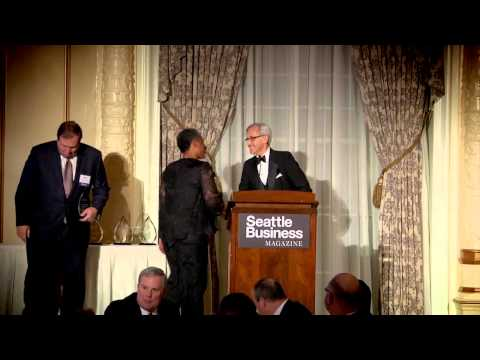 Seattle Business Magazine's Executive Excellence Awards 2015 Highlight Reel