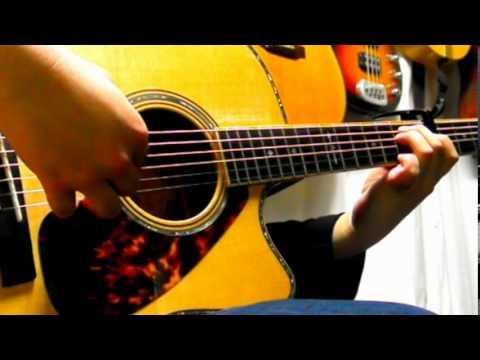 Christmas Lights Original Solo Acoustic Guitar Youtube