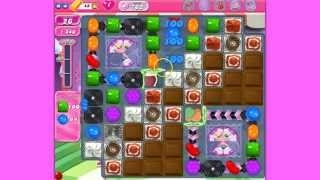 Candy Crush Saga level 762 NO BOOSTERS!