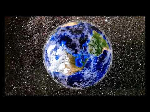 LPGPU2 Vulkan Globe