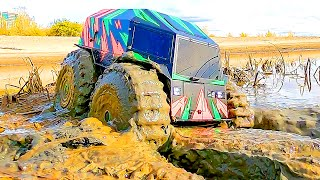RC CARS Sherp The MUDBuster