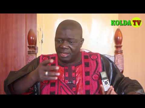 GAMBIE : Entretien avec l'artiste Gambienne Dialiba KOUYATÉ