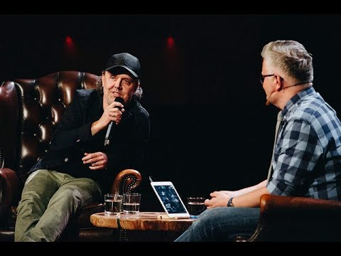 Meet the Laureates 2018: exclusive on stage interview with Lars Ulrich from Metallica Mp3
