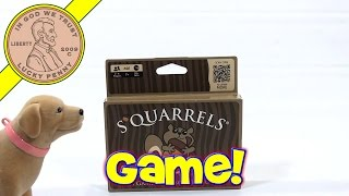 S'Quarrels Card Game - A Game of Absolute Nuts!  - SQuarrels